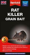 Rentokil Rat Killer Grain Bait 3 Sachet