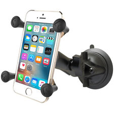RAM Suction Cup Mount with X-Grip for Cell Phones - Fits iPhone, Galaxy and More