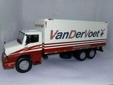 Classic Trucks From Brazil - Mercedes-Benz L-1618 Van Der Voet - IXO / Altaya
