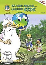 Es war einmal...Unsere Erde NEU OVP 6 DVDs Alle 26 Folgen Gesamtbox
