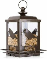 Heavy Duty Hanging Gazebo Wild Bird Feeder Garden Yard Patio Decor Decoration
