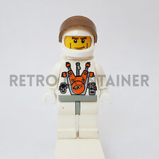 LEGO Minifigures - 1x mm014 - Astronaut - Mars Mission Space Omino Minifig