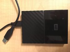 External Western Digital 1TB USB Hard Drive