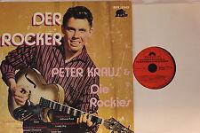 Peter Kraus- Die Rockies- LP 1979 D -Bear Family – BFX 15042, Polydor– 0666 932