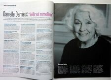 Mag 2008: interview DANIELLE DARRIEUX