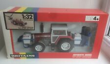 VINTAGE BRITAINS MASSEY FERGUSON  2680 Tractor +... #9615- 1989 Die Cast Model