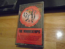 SEALED RARE OOP The Woodentops CASSETTE TAPE Giant NEWMATICS Dog Deluxe rock '86