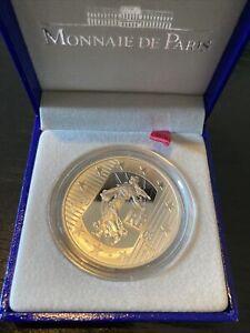 Pièce De Monnaie Argent Dix Euros Semeuse 2003 Complet