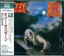 OZZY OSBOURNE BARK AT THE MOON CD +2 JAPAN 2013 RMST Blu-Spec CD2 - GIFT PERFECT