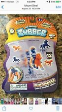 THE AMAZING ZUBBER PONY HORSE MAKER REFILL SET BRAND NEW FACTORY SEALED A1+++