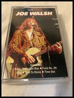 Joe Walsh Night Riding Music Cassette Tape - Knight - KNMC 10023