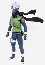 KC-SF-BK: Black Fabric Wired Scarf for SHF Figma Action Figures (no tracking)
