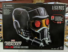 Hasbro Marvel Guardians Legends Series Star-Lord Electronic Helmet - Sealed