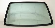 Fit 06-09 Pontiac G3 07-10 Chevrolet Aveo Sedan Rear Window Back Glass Heated
