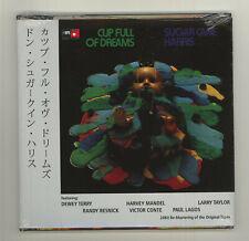 DON SUGAR CANE HARRIS - Cup Full Of Dreams - CD - Neu sealed, Mandel, Lagos etc.