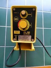 Lmi Milton Roy A141 155s Metering Pump
