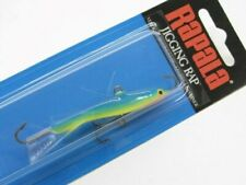 "Rapala W7-PRT 2-3/4"" W7 Parrot Jigging Rap Size 07 Fishing Lure"