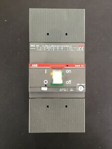 ABB SACE S2N 160A Moulded Case Circuit Breaker MCCB