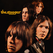 THE STOOGES 'THE STOOGES' NEW SEALED LIMITED EDITION WHITE VINYL 2LP IN STOCK