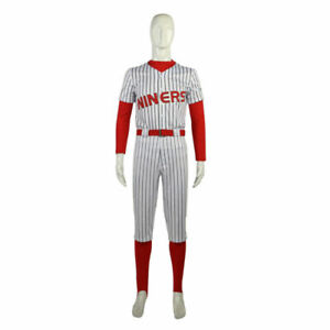 Deep Space Nine Cosplay The Niners Baseball Outfit Pant Full Set Uniform Costume