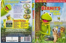 Dvd *KERMIT'S SWAMP YEARS* Jim Henson Home Entertainment Edition - Pal Region 4