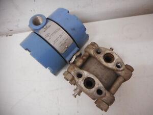 ROSEMOUNT 1151 Differential Pressure Transmitter for High Line Pressure 4...20mA