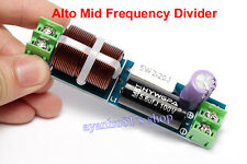 Independent Car Audio Alto Mid Range Frequency Divider Crossover Filter 800H~2.8