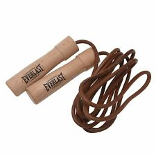 Everlast Leather Jump Rope Unisex Ropes