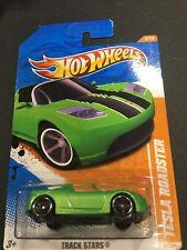 Hot Wheels Track Stars. Tesla Roadster