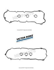 For Porsche Panamera Pair Set of 2 Left+Right Cover Gaskets Cylinders 1-3 & 4-6