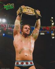CM Punk MITB WWE Championship Title Belt 8x10 Photo WWE
