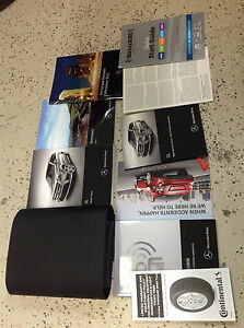 2015 MERCEDES BENZ GL350 GL450 GL550 Owners Operators Owner Manual Set OEM