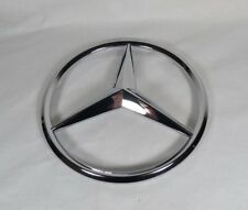 MERCEDES GRILLE EMBLEM GENUINE FRONT GRILL OEM STAR BADGE sign symbol logo