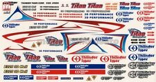 Thunder Tiger PV0766 Titan E325 Decal modellismo