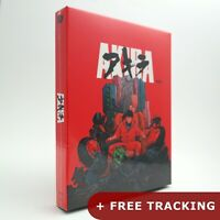 Akira .Blu-ray w/ Slipcover + Booklet + Cards