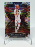 2019-20 Select RUSSELL WESTBROOK SCOPE Concourse Silver Prizm #61