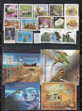 Uzbekistan Usbekistan MNH** 2016 Mi.1135-1169 Complete Year Set 3 Scan