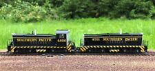 Southern Pacific EMD TR6 Cow and Calf Tiger stripes  DC/DCC, sound,lights