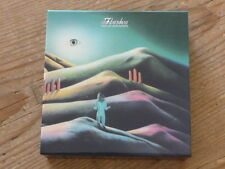 """Flash: """"Out of Our Hands"""" Japan Mini-LP Promo Box [no cd yes peter banks QH2"""