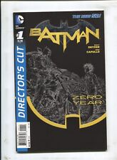 "Batman Zero Year #1 Director'S Cut - ""Secret City: Part One!"" - (9.2) 2013"