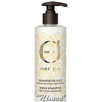 Linseed & Silk Shampoo OlioSeta ® Proteine della Seta Semi di Lino Oro di Luce