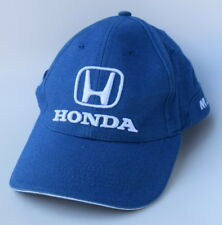 HONDA Motor Company MEYER 58cm Adjustable Strapback Structured Baseball Cap Hat