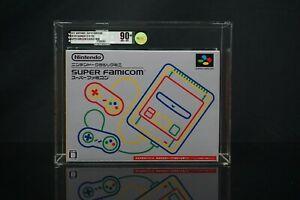 Super Famicom Classic [VGA Graded 90+ Archival] - not WATA