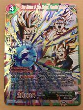 Dragon Ball Super Card Game: Son Gohan & Son Goten, Familial Bonds (BT7-113-SPR)