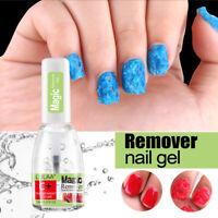 15ML Nail Polish Burst Magic Gel Nail Polish Remover Soak Off Nail Cleaner UA