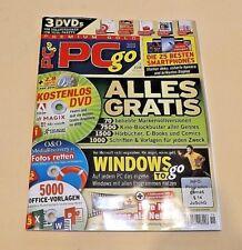 PC go 11/2018  + 3 DVD Alles Gratis Premium Ausgabe ungelesen