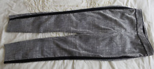 Womans Next Smart Slim Trousers 6R NEW BNWT with Ankle split Cost £32