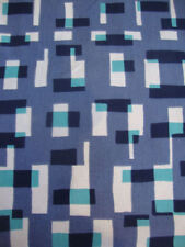 Less than 1 Metre Geometric Craft Fabric Remnants