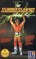WWF Summerslam 1990 90 ORIG VHS WWE Wrestling deutsche Version