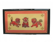 Feng Shui 3 Celestial Guardian Plaque for Three Killings in Year of Dog 2018